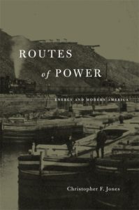 Routes of Power Cover